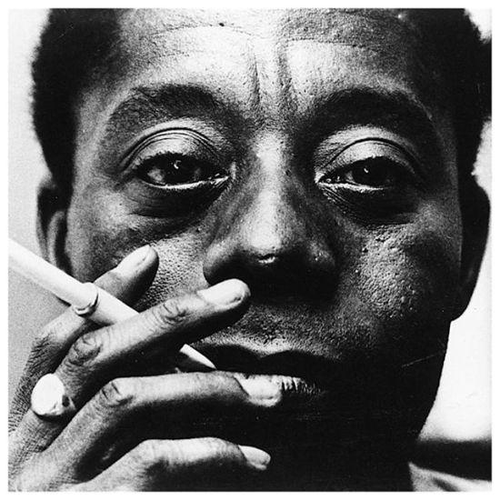 James Baldwin cigar